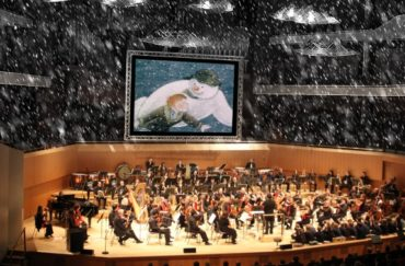 Screening of The Snowman at Bridgewater Hall, part of our family things to do guide