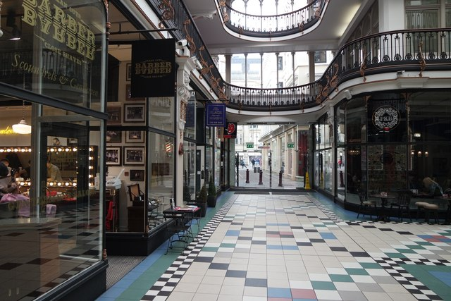 Manchester Cake Shop Deansgate