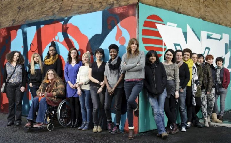 Beth Orton with female musicians
