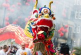 Chinese dragon, Manchester