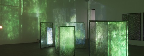 Exposition personnelle de Nico VASCELLARI - Galerie Bugada & Cargnel /
