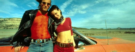 Screen shot from Natural Born Killers