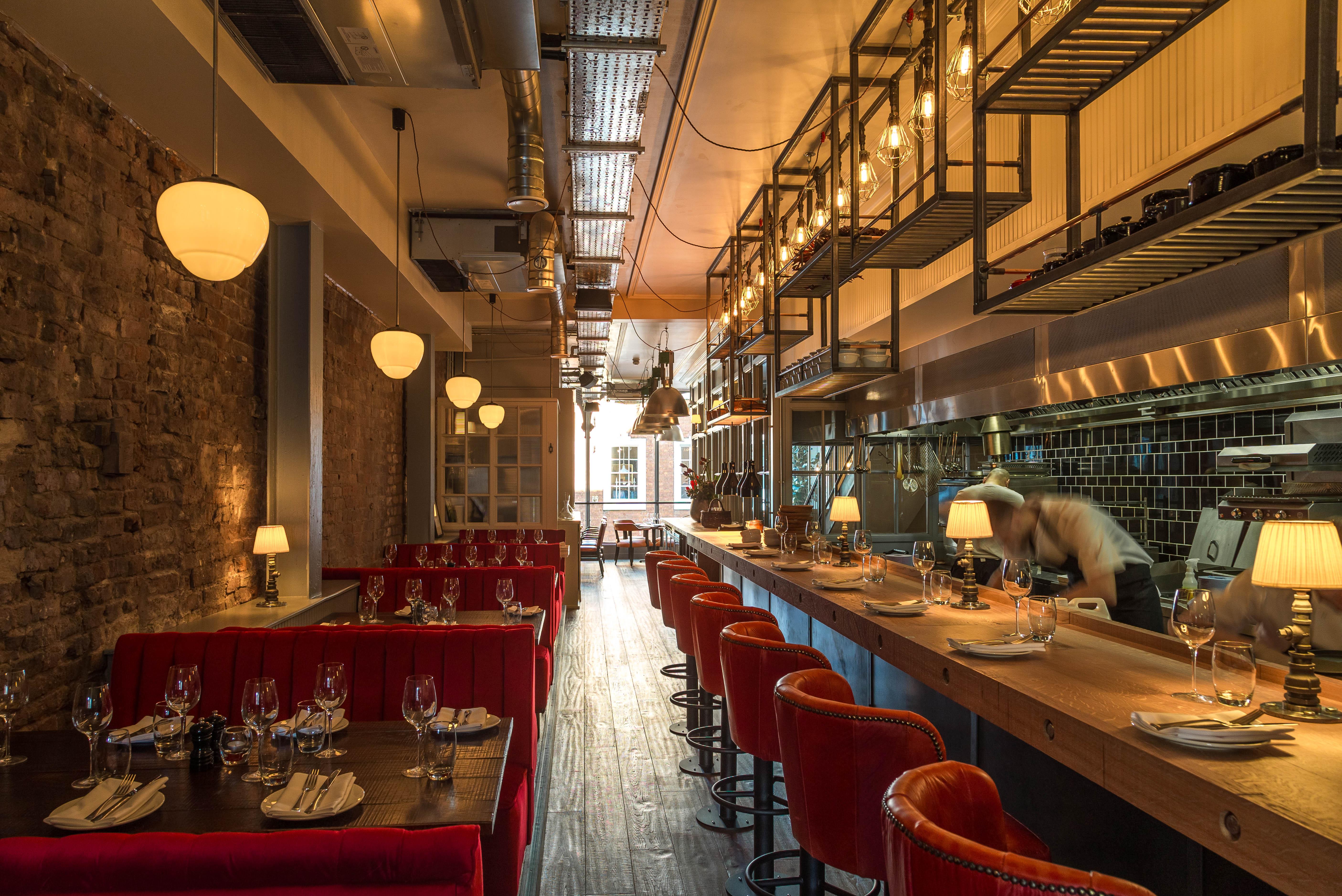 Restaurants In Manchester Creative Tourist