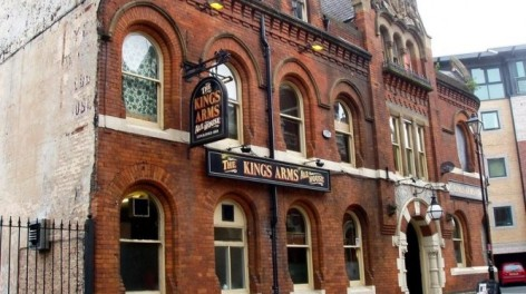 The front of Kings Arms