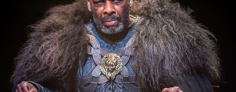 Don Warrington as King Lear