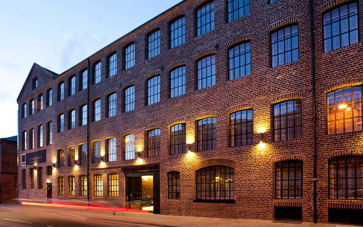 Hotels in Liverpool - Creative Tourist