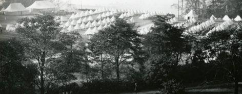 Heaton Park used as a training ground