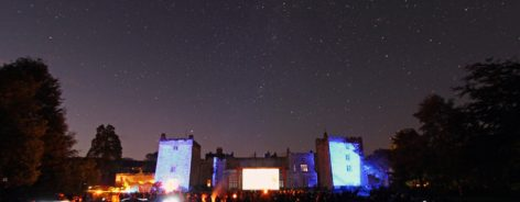 Picnic Cinema at Muncaster Castle