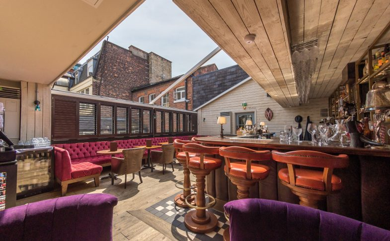 Roof Terraces in Manchester