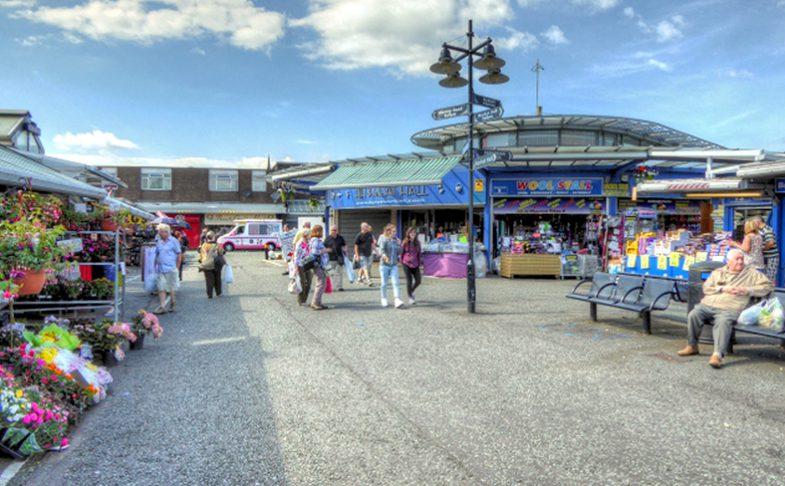 Bury Market – David Dixon