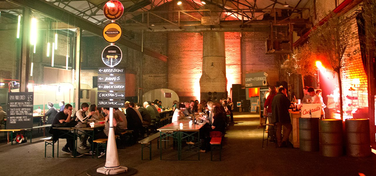 Camp and Furnace Liverpool Baltic Triangle WIDE