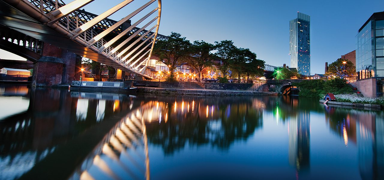Castlefield Manchester MM WIDE