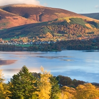 Literary places in Cumbria