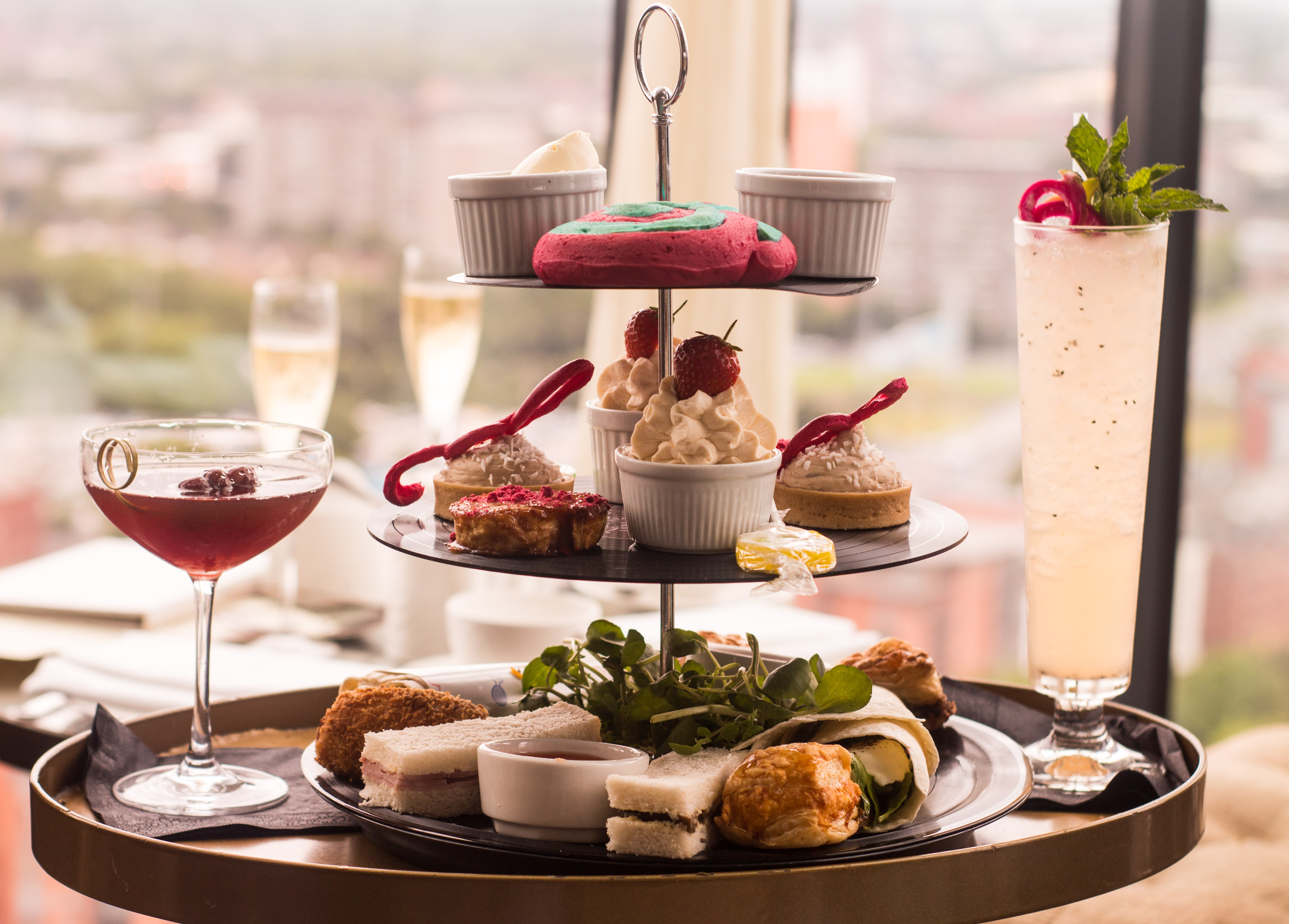 afternoon tea in manchester our guide to the best places