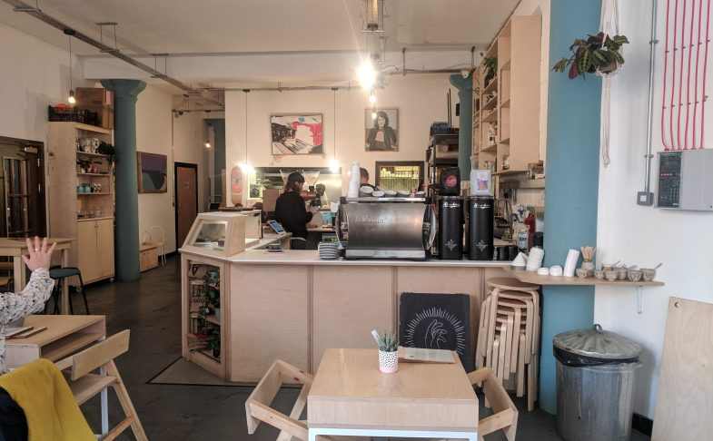 Idle Hands - Coffee Shops in Manchester - Creative Tourist