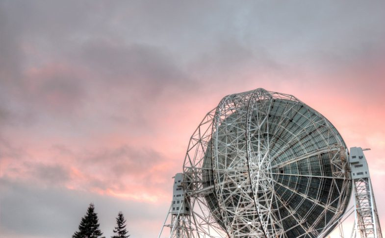 Jodrell Bank Discovery Centre Copyright Geoff Wynne and licensed for reuse