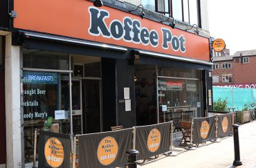 Photo of Koffee Pot in Manchester's Northern Quarter