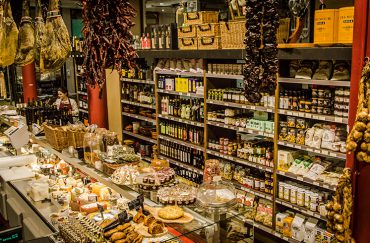 Lunya Catalonian Delicatessen in Manchester.