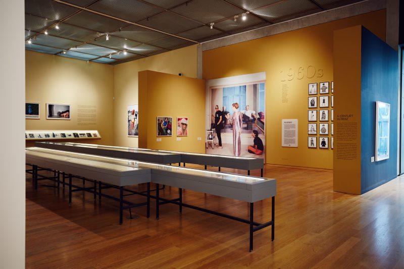 Vogue 100 installation view