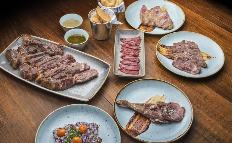 Ibérica Manchester in Spinningfields Manchester.