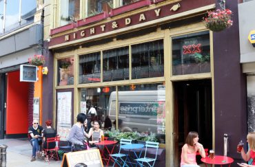 Image of Night and Day Cafe in Manchester