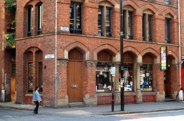 Image of Oklahoma shop in Manchester's Northern Quarter