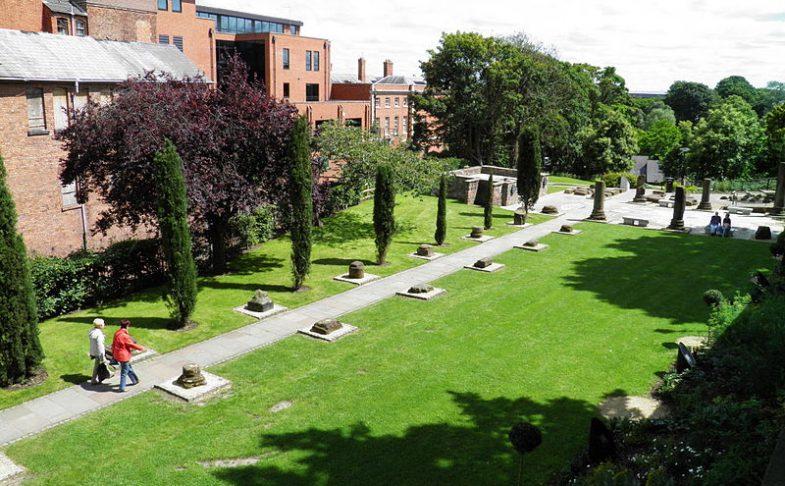 Chester Roman Gardens