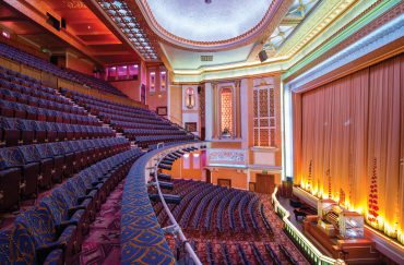 Photo of the Stockport Plaza auditorium - One of our Top 5 Cinemas in Manchester