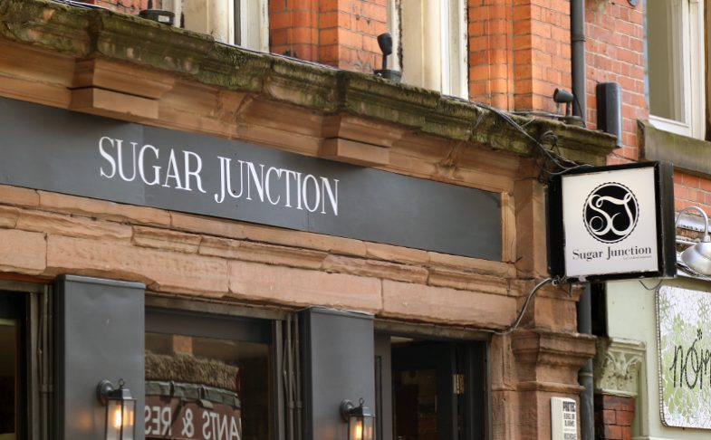 Sugar Junction, Northern Quarter Manchester.