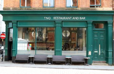Image of the TNQ Restaurant and Bar in Manchester's Northern Quarter