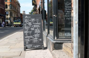 Things to do in manchester creative tourist for Terrace nq manchester