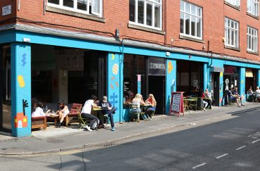 Common Bar in Manchester's Northern Quarter