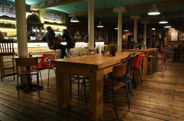 Baltic Social restaurant in Liverpool