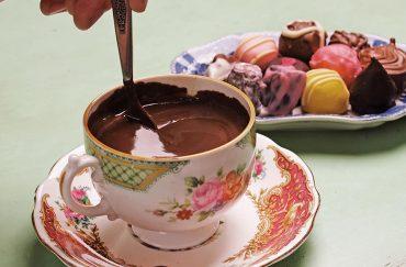 Cocoa Wonderland cafe in Sheffield