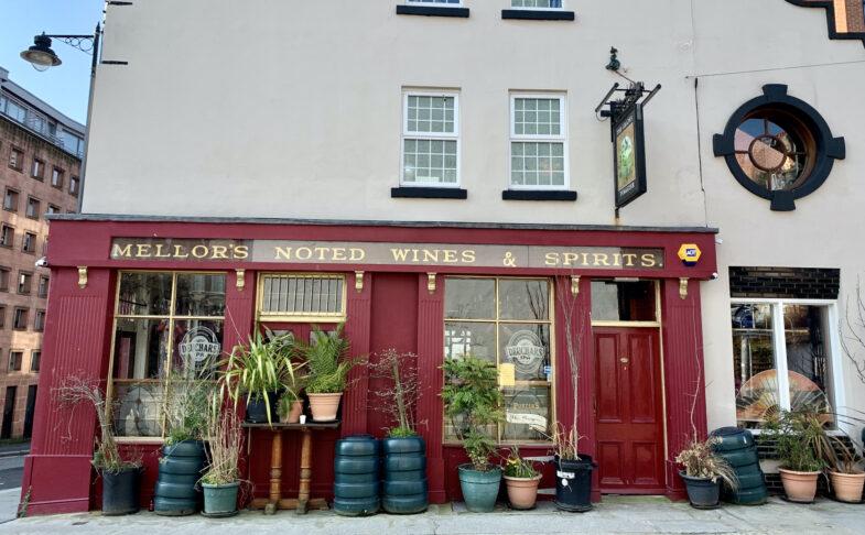 The Grapes Pub, Liverpool