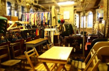 Second Hand and Vintage Shopping; Manchester, Stockport, Liverpool