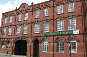The Nichols Building in Sheffield.