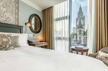 King Street TownHouse Hotel in Manchester