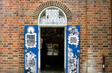 Probe Records record shop in Liverpool