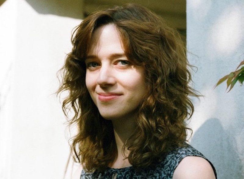 Author Hanna Jameson.