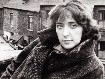 Playwright Shelagh Delaney, taken in 1961 by Arnold Newman.