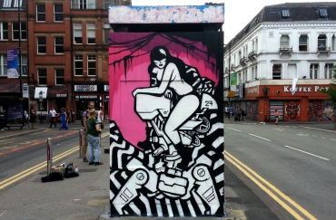 Street Art Tour – Northern Quarter
