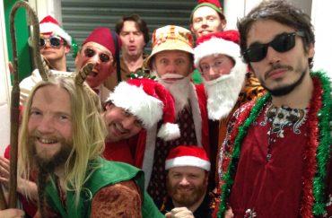 Baked A La Ska: 'Ska of Wonder' Christmas Party