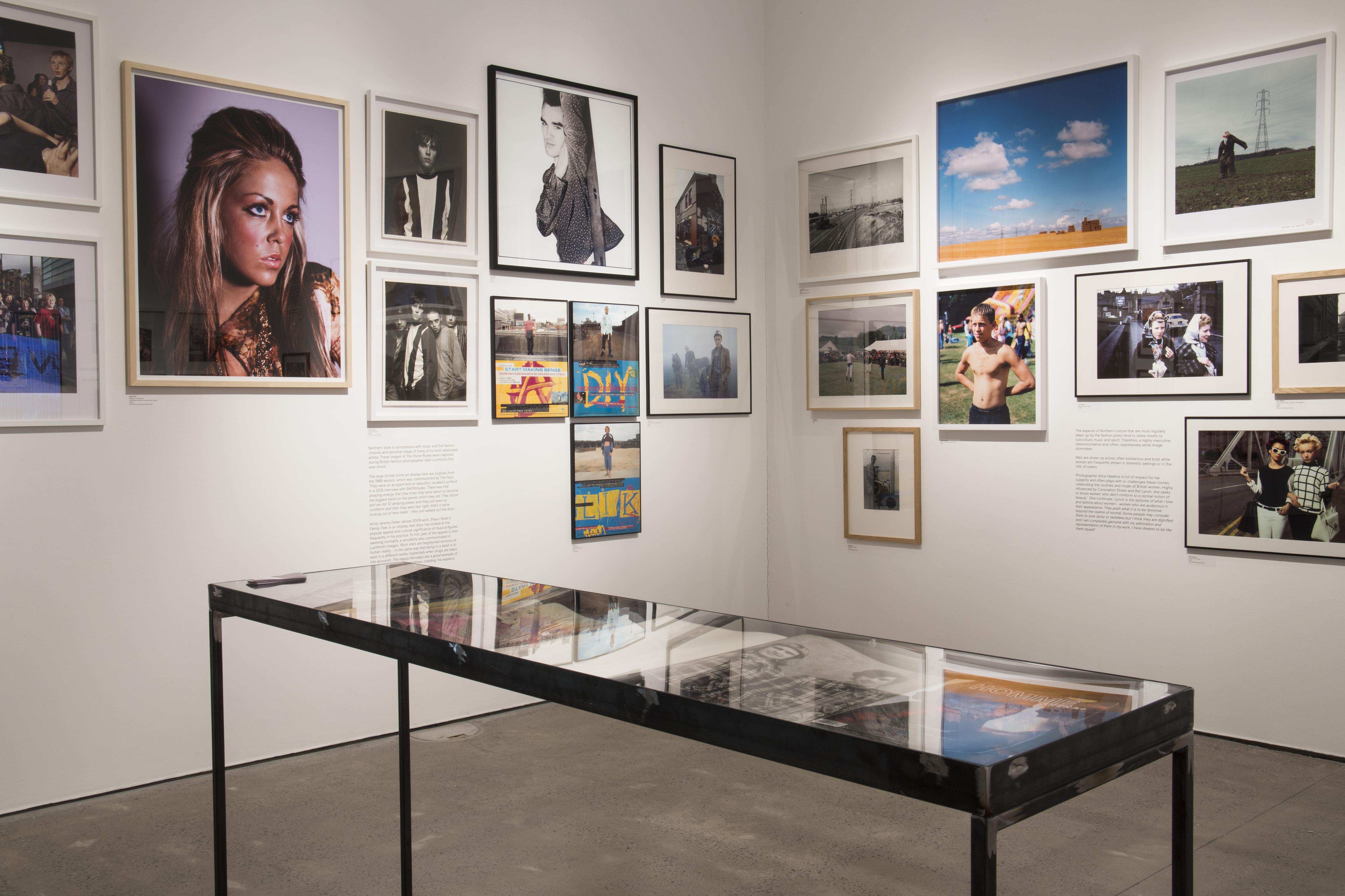 Masculine exhibition