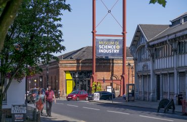 Museum of Science and Industry on Liverpool road Manchester