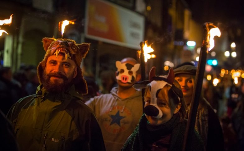 The Winter Droving 2017