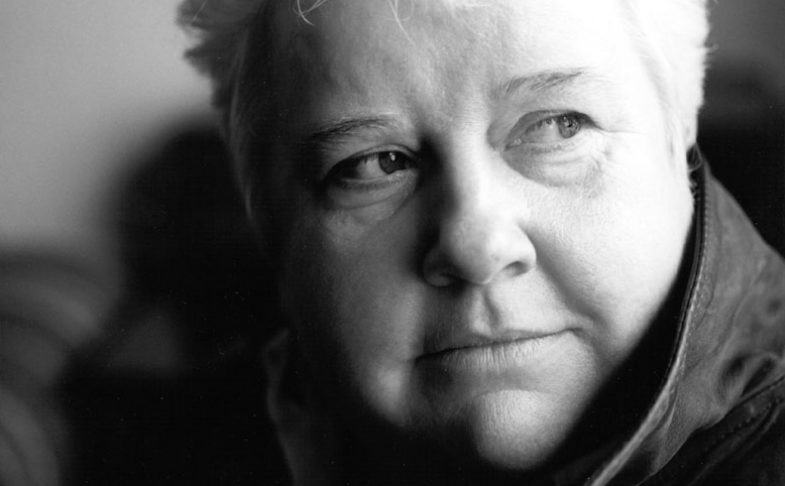 Crime writer Val McDermid (pic credit Mimsy Moller).