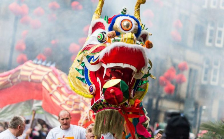The Dragon Parade, Chinatown Celebrations and Fireworks