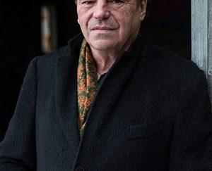 Writer and film director Neil Jordan