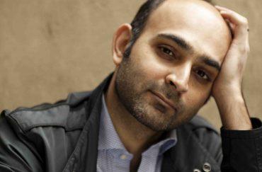 Writer Mohsin Hamid
